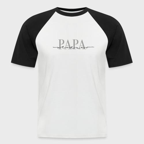 Stolzer Papa – Papa Kollektion - Männer Baseball-T-Shirt