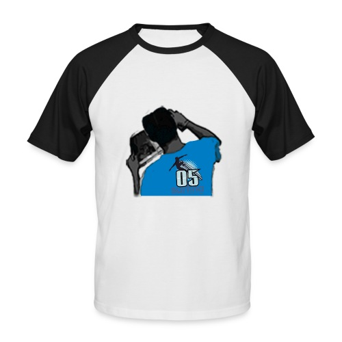 Graffiti writer tshirt - Camiseta béisbol manga corta hombre