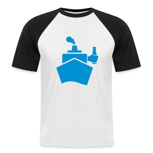 King of the boat - Männer Baseball-T-Shirt