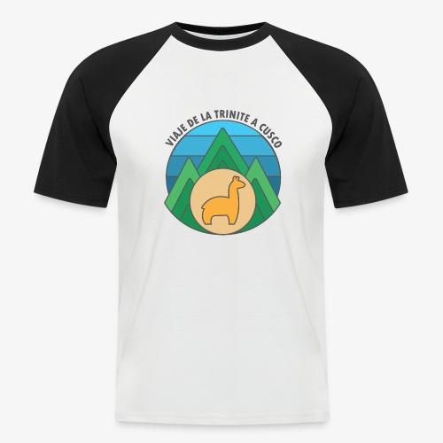 Viaje de la trinité - T-shirt baseball manches courtes Homme