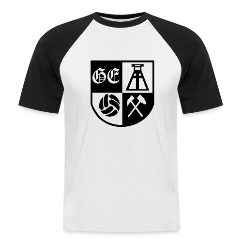 GE Wappen - Männer Baseball-T-Shirt