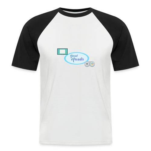 DreadChannel - T-shirt baseball manches courtes Homme