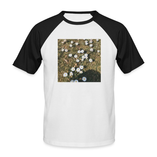 Papatya - Männer Baseball-T-Shirt