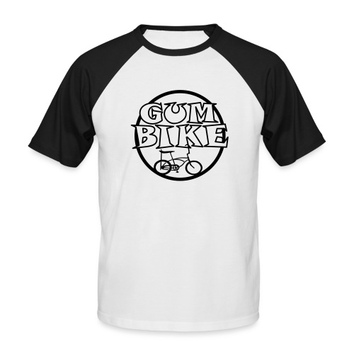 gumbike2011 - T-shirt baseball manches courtes Homme