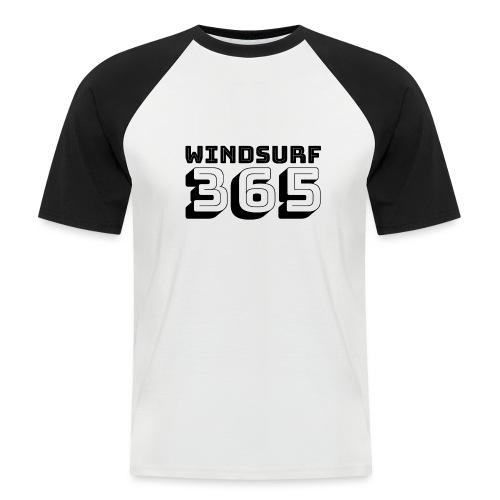 Windsurfing 365 - Men's Baseball T-Shirt