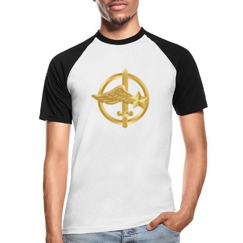 Tasse Fusiliers Commandos de l'Air - T-shirt baseball manches courtes Homme