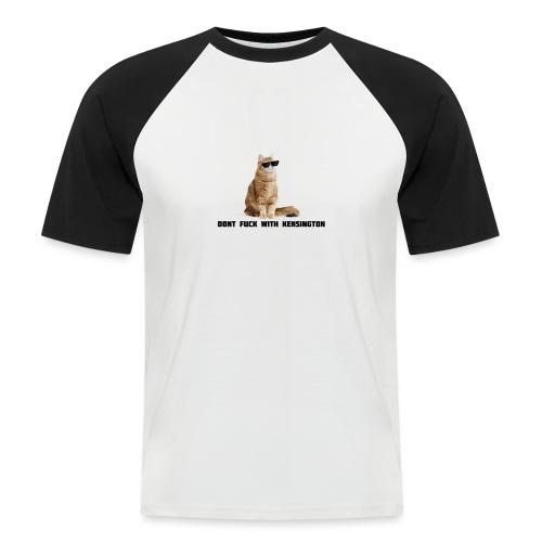 DFWK - Mannen baseballshirt korte mouw