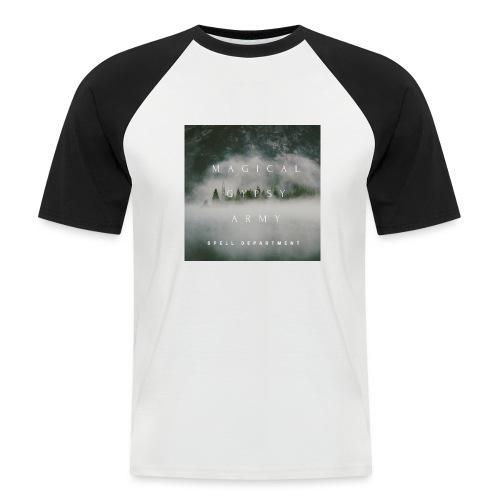 MAGICAL GYPSY ARMY SPELL - Männer Baseball-T-Shirt