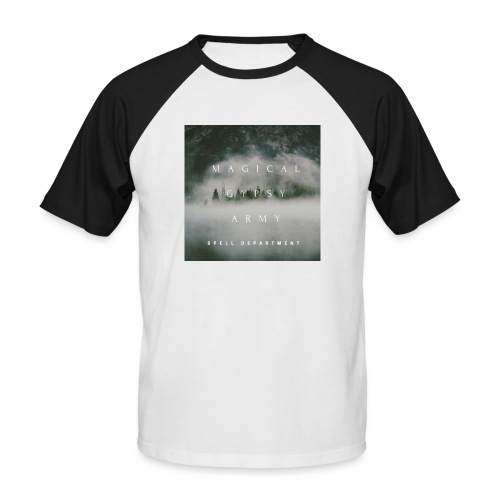 MAGICAL GYPSY ARMY SPELL - Men's Baseball T-Shirt
