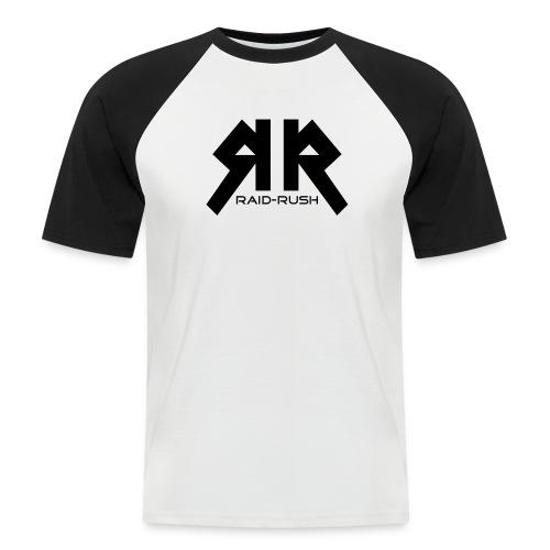 newrr vektor - Männer Baseball-T-Shirt