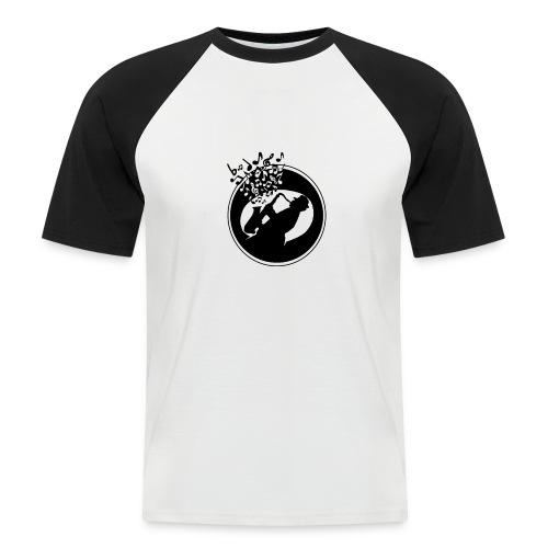 jazz - T-shirt baseball manches courtes Homme