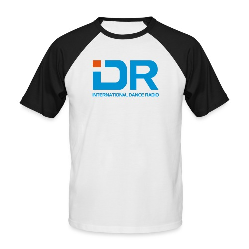 International Dance Radio - Camiseta béisbol manga corta hombre