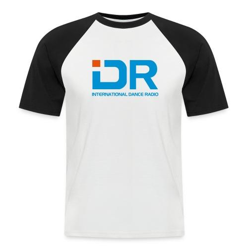 International Dance Radio - Camiseta béisbol manga corta hombre
