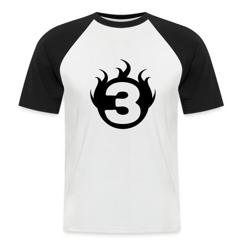 shoulder logoc - T-shirt baseball manches courtes Homme