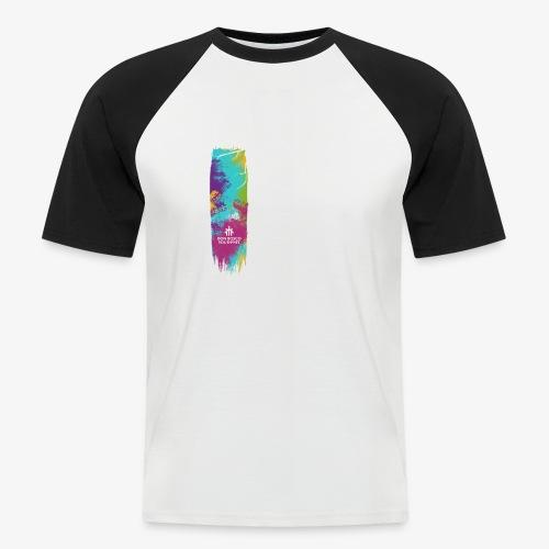 Leave a mark - Men's Baseball T-Shirt