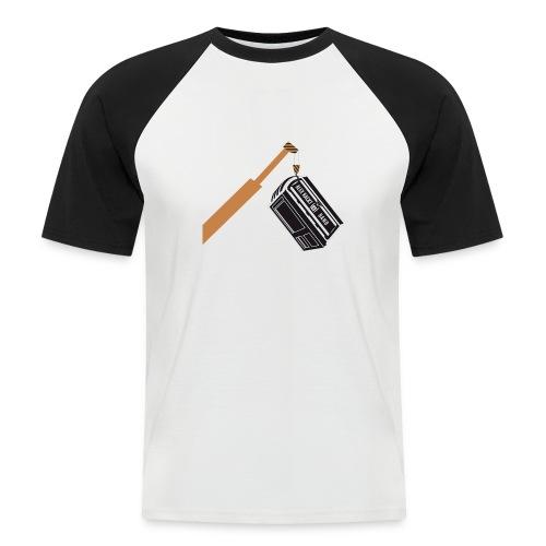 AKUB - Männer Baseball-T-Shirt
