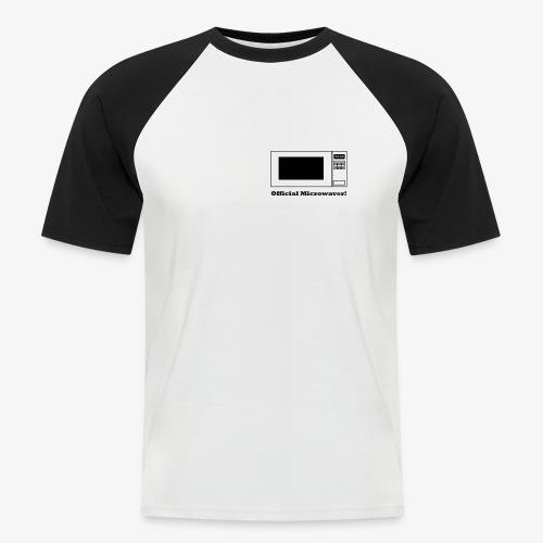 Official Microwaver! - Men's Baseball T-Shirt