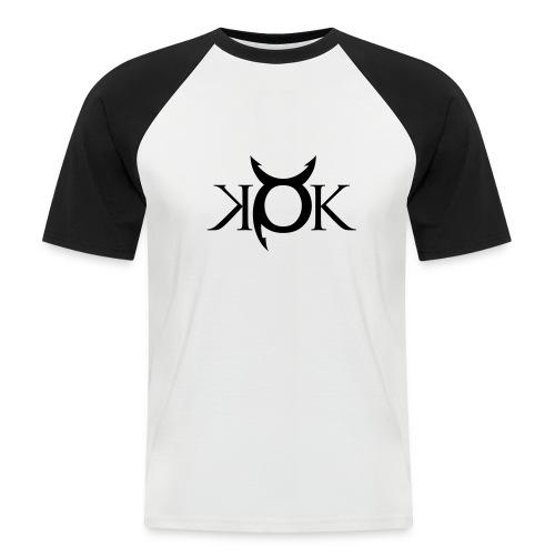kokblack - Men's Baseball T-Shirt
