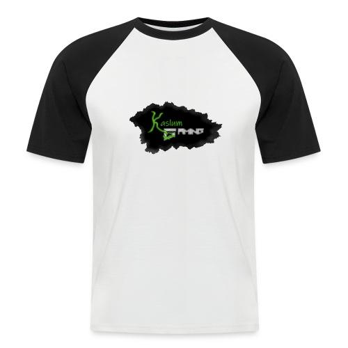 Kaslum Gaming Hul - Kortærmet herre-baseballshirt