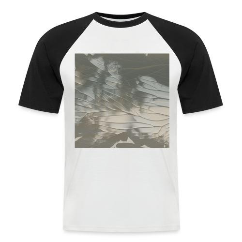 tie dye - Men's Baseball T-Shirt