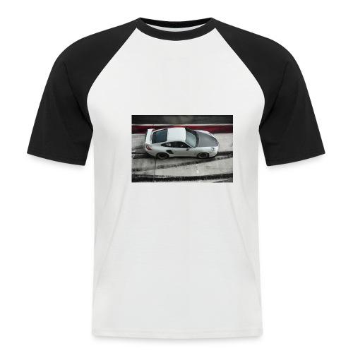 Trackdays1 - Männer Baseball-T-Shirt