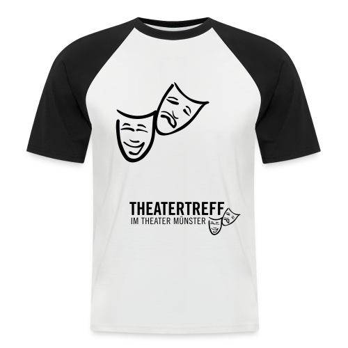 logo_tt - Männer Baseball-T-Shirt