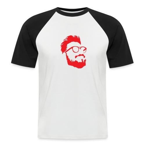 la t-shirt di Manuel Agostini - Maglia da baseball a manica corta da uomo