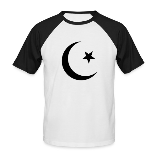islam-logo - Men's Baseball T-Shirt