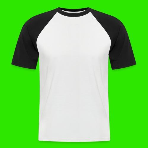 streatwear kleding - Mannen baseballshirt korte mouw