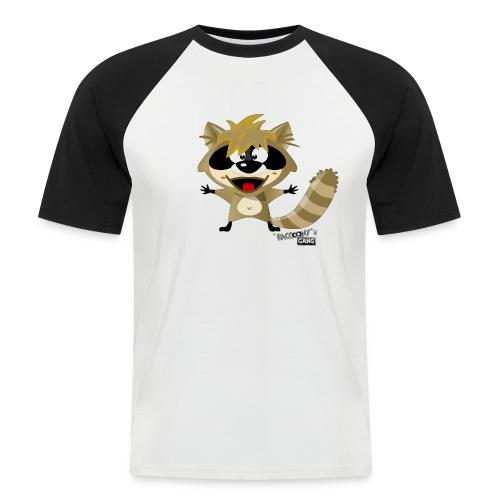 racconys gang sugar png - Männer Baseball-T-Shirt