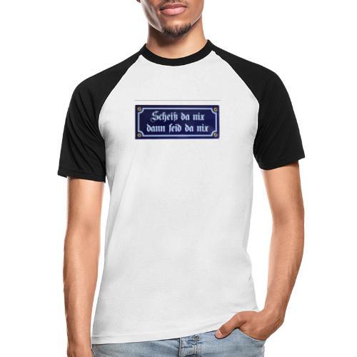 43505816 2131416573569757 2415452077846167552 o - Männer Baseball-T-Shirt