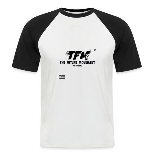 The Future Movement - Mannen baseballshirt korte mouw