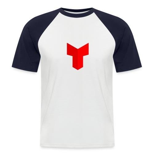 redcross-png - Mannen baseballshirt korte mouw