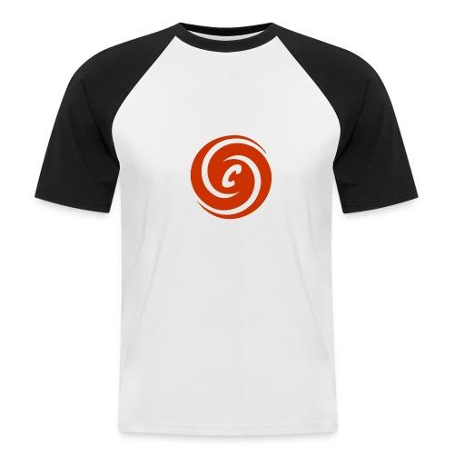 Logo Cinnox - Männer Baseball-T-Shirt