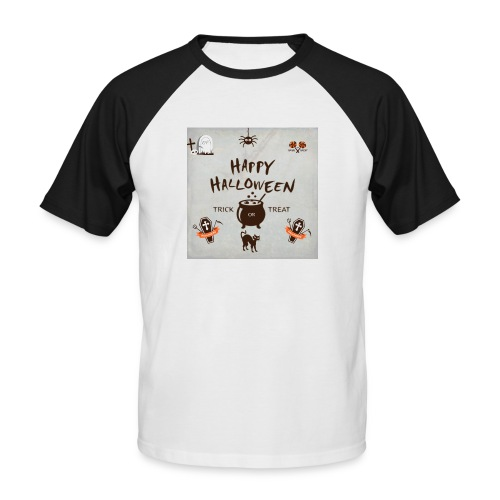 helloween 10 - Men's Baseball T-Shirt
