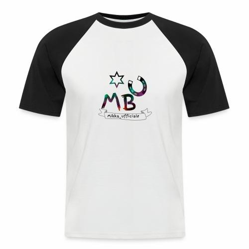 Keep it Casual Collection - Männer Baseball-T-Shirt