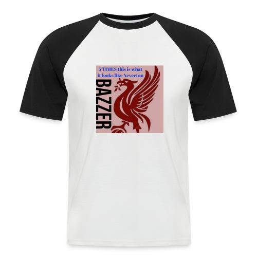 My Post - Men's Baseball T-Shirt