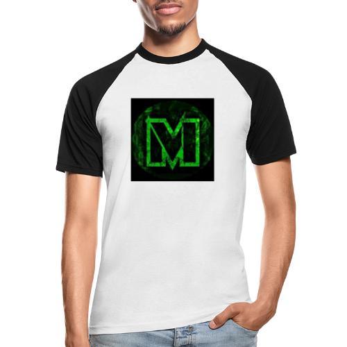 Merch - Mannen baseballshirt korte mouw
