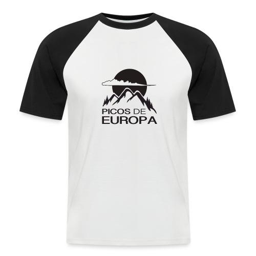 Picos de Europa - Camiseta béisbol manga corta hombre