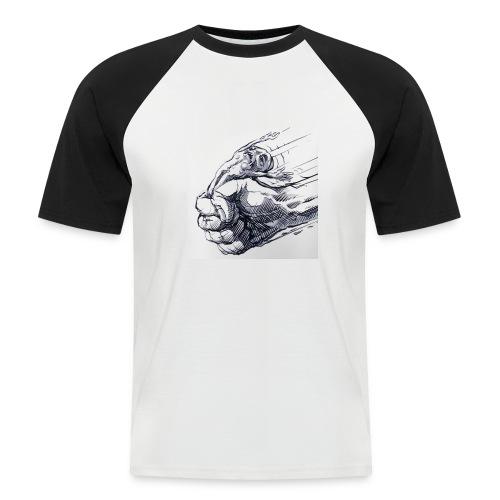 Under Pressure - Männer Baseball-T-Shirt