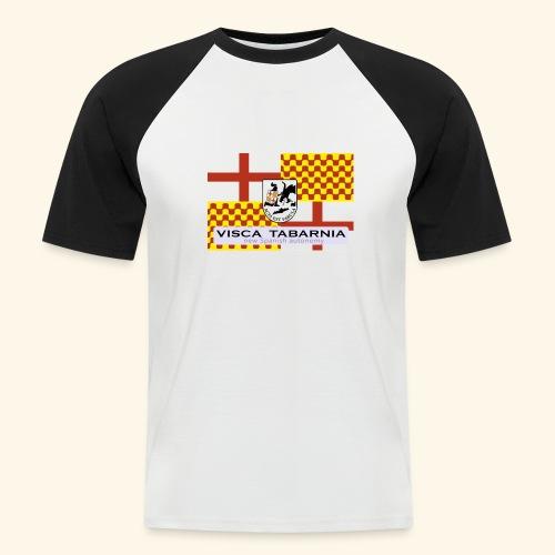 tabarnia01 - Camiseta béisbol manga corta hombre