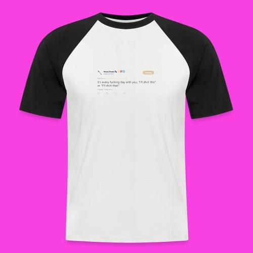 Ieuan Tweet - Men's Baseball T-Shirt