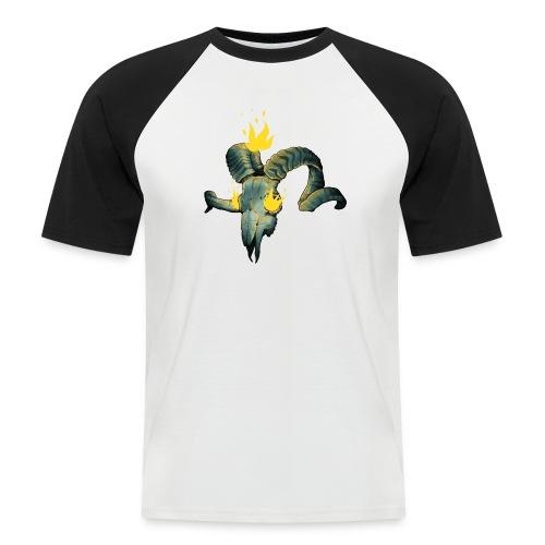 GOAT cami - Camiseta béisbol manga corta hombre