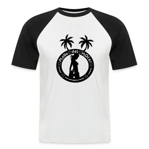vektor playa del ingles non2006 - Männer Baseball-T-Shirt