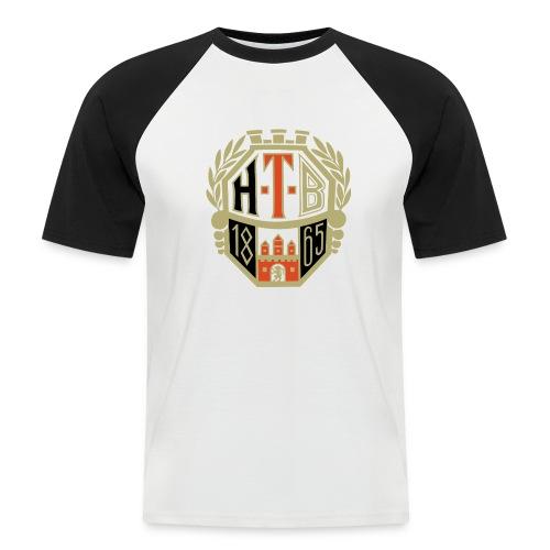 htblogo2 - Männer Baseball-T-Shirt
