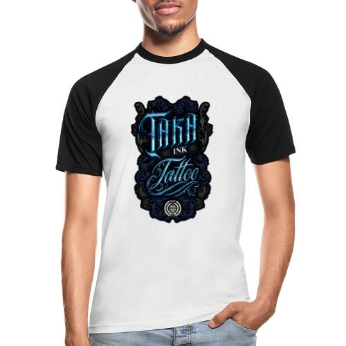 Taka Ink Tattoo - T-shirt baseball manches courtes Homme