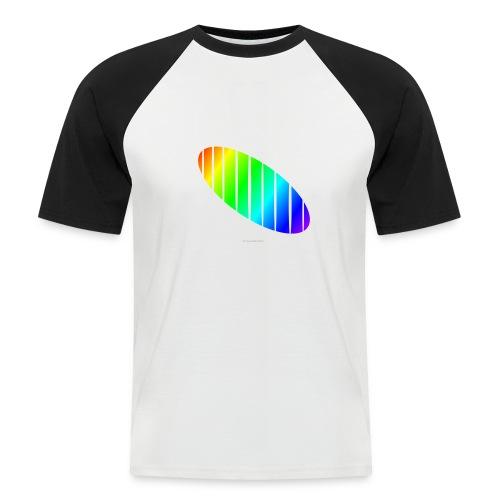 shirt-01-elypse - Männer Baseball-T-Shirt