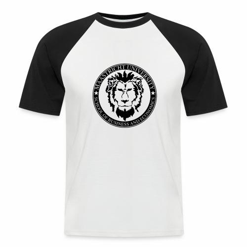 SBE Lion Black - Men's Baseball T-Shirt
