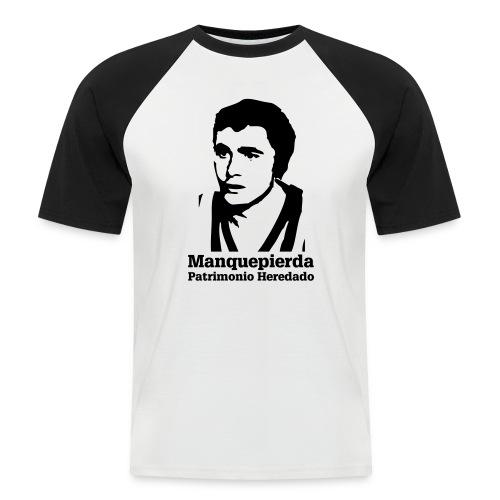 mpphgordillo - Camiseta béisbol manga corta hombre