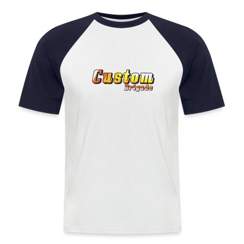 bandecb - T-shirt baseball manches courtes Homme